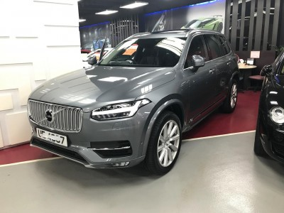 XC90 T6,富豪 Volvo,2015,GREY 灰色,,