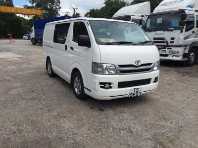 KDH201,豐田 Toyota