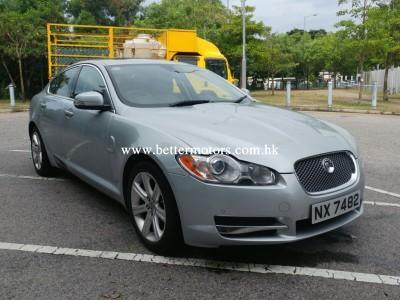 XF 3.0 SE,積架 Jaguar,2008,SILVER 銀色,5,