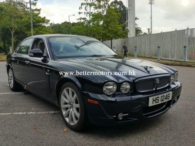 XJ6 3.0 LWB,積架 Jaguar,2008,BLACK 黑色,5,