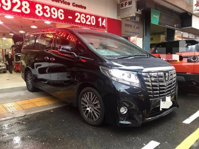 丰田 Alphard 3.5 Executive Lounge