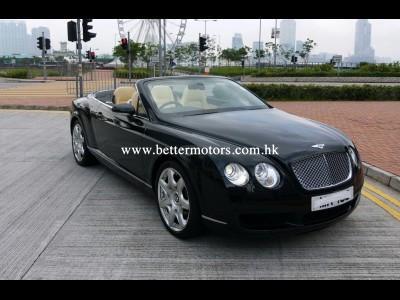 Continental GTC ,賓利 Bentley,2009,BLACK 黑色,4,