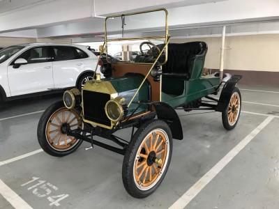 N 1907,福特 Ford,1907,GREEN 綠色,,3753
