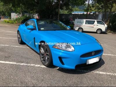 XK8 5.0 coupe,積架 Jaguar,2011,BLUE 藍色,4,