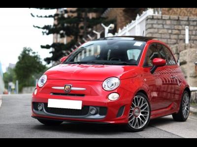 Abarth 595 Turismo,快意 Fiat,2013,RED 紅色,4,