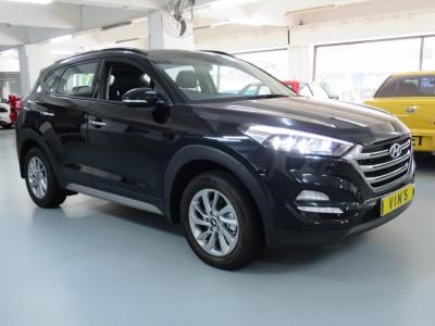 TUCSON PREMIUM,現代 Hyundai,2016,BLACK 黑色,,