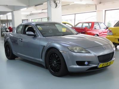 RX-8,萬事得 Mazda,2003,GREY 灰色,,