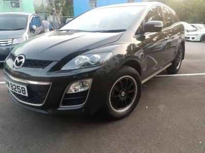 Cx7,萬事得 Mazda,2011,BLACK 黑色,5,