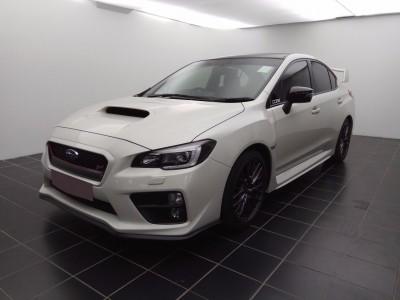 WRX STI 4D 2.5 AWD 6MT,富士 Subaru,2015,WHITE 白色,5,