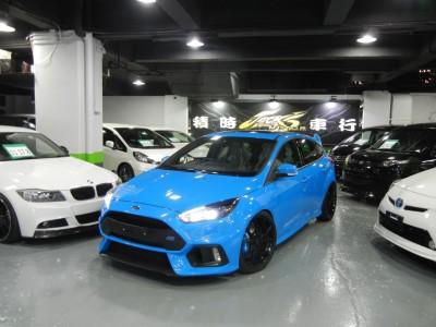 FOCUS RS ,福特 Ford,2017,BLUE 藍色,7,