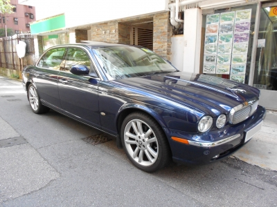 积架 XJ8 3.5 Sovereign LWB