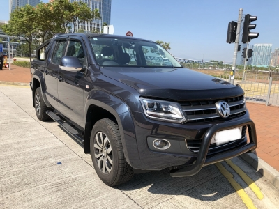 Volkswagen Amarok Bi-TDI diesel 4 motion