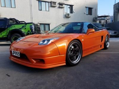 Nsx,極品 Acura,1994,ORANGE 橙色,2,