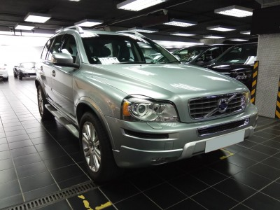 XC90 T5 EXE,富豪 Volvo,2012,SILVER 銀色,7,