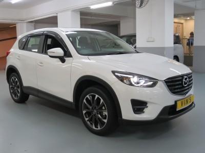 CX5 2.5 R GRADE,萬事得 Mazda,2017,WHITE 白色,,