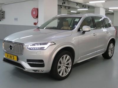 XC90 T6 INSCRIPTION,富豪 Volvo,2016,SILVER 銀色,,
