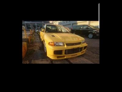Lancer Evolution III,三菱 Mitsubishi,1995,YELLOW 黃色,5,