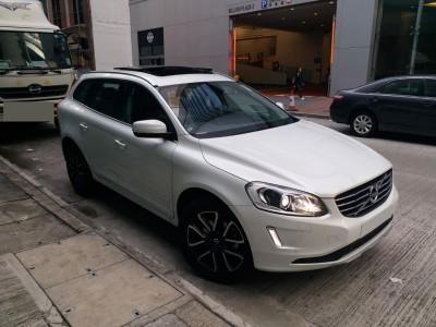 XC 60 T5 MR,富豪 Volvo,2016,WHITE 白色,5,