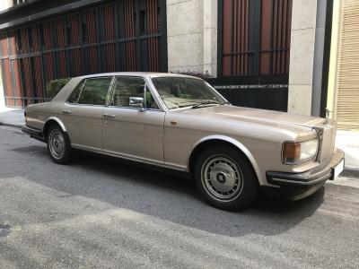 Rolls Royce Silver spirit III