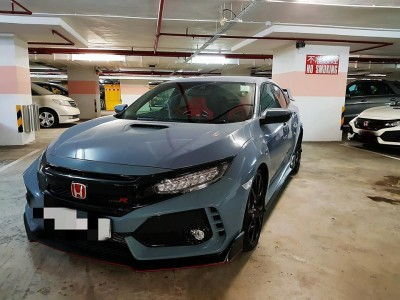 本田 Civic Type R Fk8