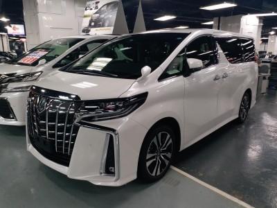 豐田 alphard 2.5  sc