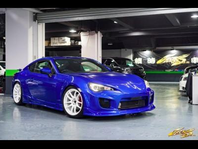 BRZ INGS ,富士 Subaru,2013,BLUE 藍色,5,