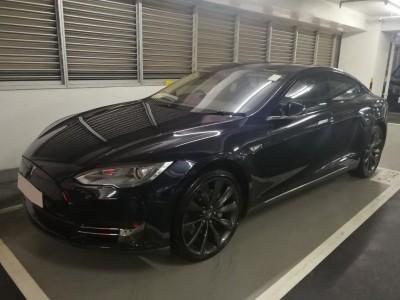 Model S85,特斯拉 Tesla,2014,BLUE 藍色,5,
