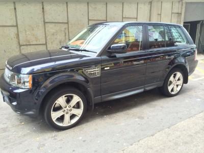 越野路華 Range Rover 5.0 S/C