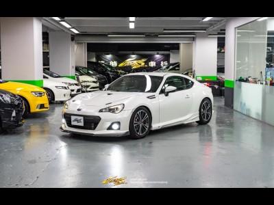 BRZ Turbo,富士 Subaru,2013,WHITE 白色,4,