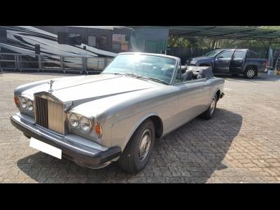 Corniche,勞斯箂斯 Rolls Royce,1979,SILVER 銀色,5,3788