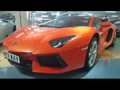 林寶堅尼 Aventador lp700 4
