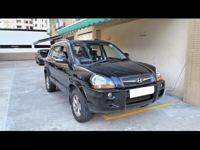 TUCSON 2.0,現代 Hyundai,2009,BLACK 黑色,5,