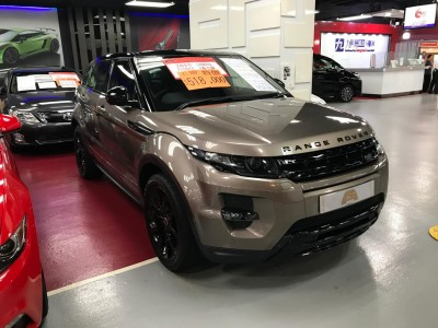 越野路華 EVOQUE 5DR DYNAMIC