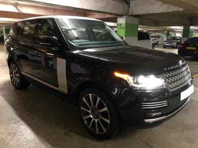 Land Rover  Range Rover Vogle
