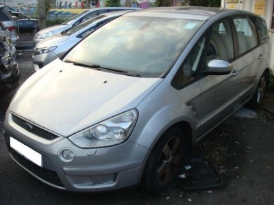 S-MAX,福特 Ford,2008,SILVER 銀色,7,
