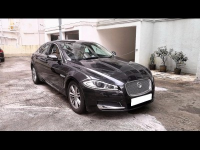 XF 3.0 LUXURY,積架 Jaguar,2012,BLACK 黑色,5,