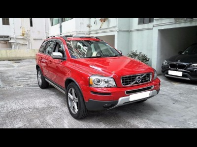 XC90 T5 RDESIGN,富豪 Volvo,2011,RED 紅色,7,