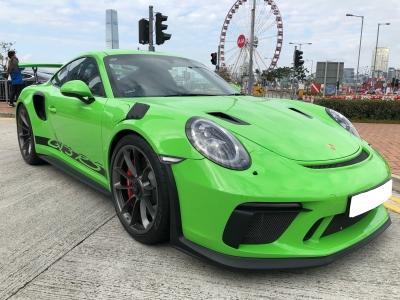 Porsche GT3 GS MK2