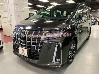ALPHARD FACELIFT 2.5 SC,豐田 Toyota,2021,BROWN 啡色,7,C165257