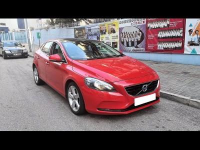 V40 T4 PLUS,富豪 Volvo,2013,RED 紅色,5,