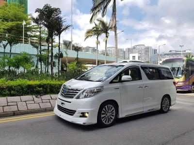 豐田 Alphard Hybrid