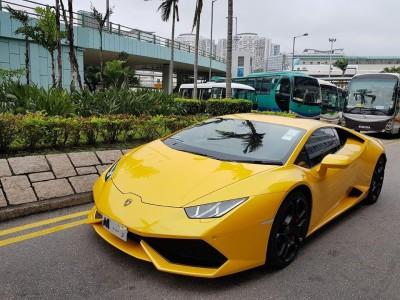 huracan lp610-4,林寶堅尼 Lamborghini,2016,YELLOW 黃色,2