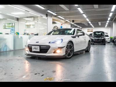 BRZ S,富士 Subaru,2013,WHITE 白色,4,
