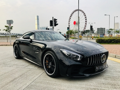 平治 AMG GT-R