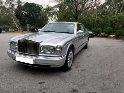 Rolls Royce Silver Seraph LWB