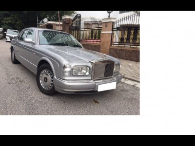 Silver Seraph,勞斯箂斯 Rolls Royce,2000,SILVER 銀色,5,3797