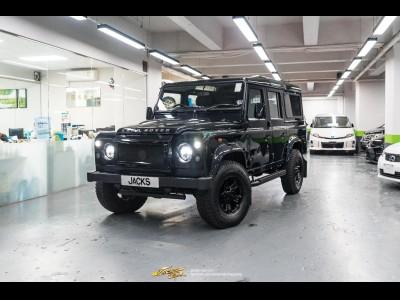 Defender 110 Station Wagon,越野路華 Land Rover