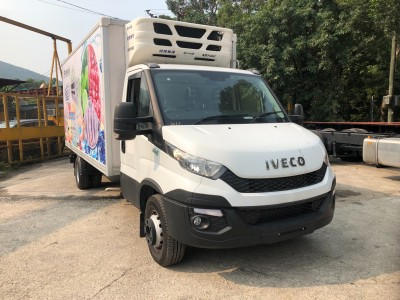 New Daily,歐霸 Iveco,5.5