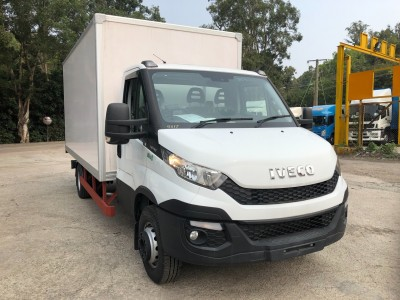 New Daily,歐霸 Iveco,7.2