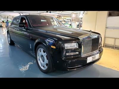 phantom EWB ,勞斯箂斯 Rolls Royce,2012,BLACK 黑色,5,
